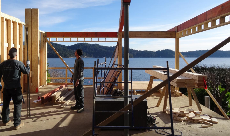 Project update sunshine coast house construction photos for Sunshine construction
