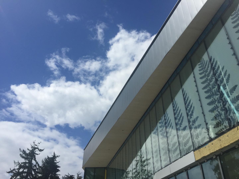 Newton Recreation Centre Construction Photos