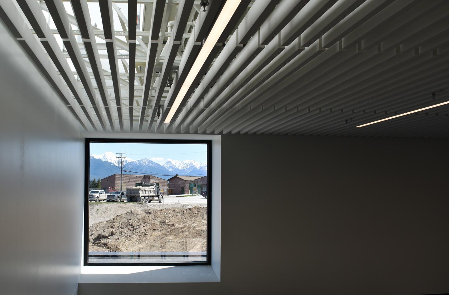 Columbia Valley Construction Photos