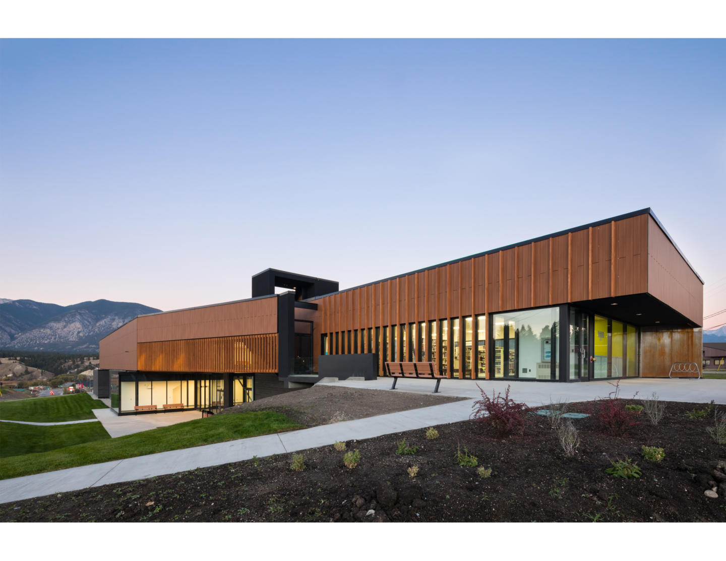 AWARD: Columbia Valley Community Facility wins AIBC Lieutenant Governor's Medal