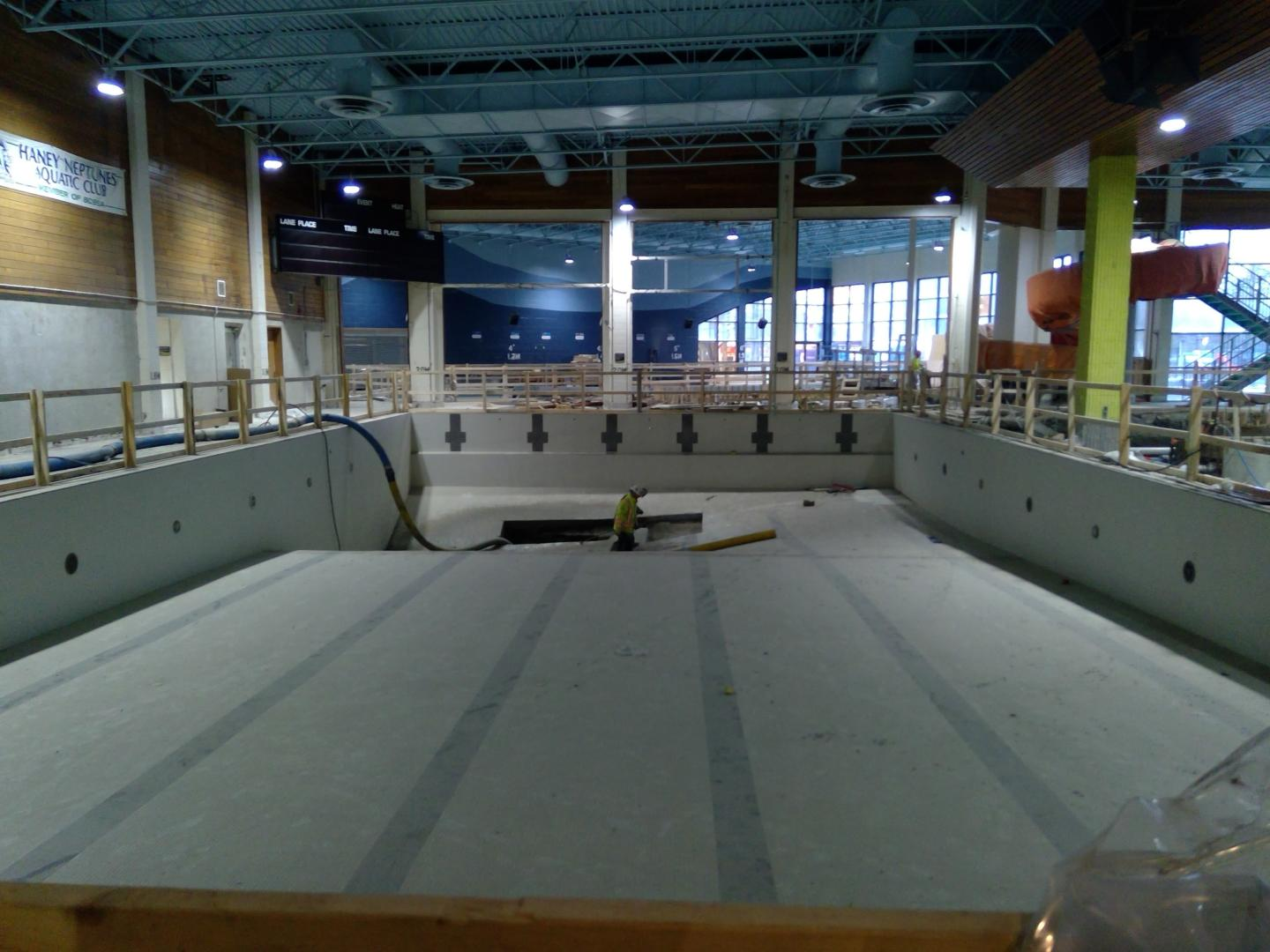 PROJECT UPDATE: Maple Ridge Leisure Centre